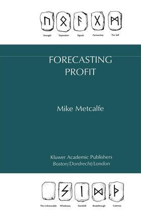 Metcalfe   Forecasting Profit   Buch   sack.de