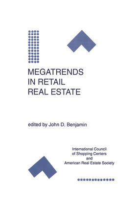 Benjamin | Megatrends in Retail Real Estate | Buch | sack.de