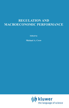 Goff | Regulation and Macroeconomic Performance | Buch | sack.de