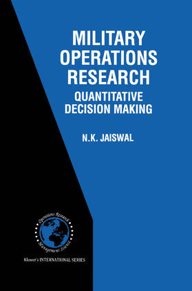 Jaiswal | Military Operations Research | Buch | sack.de
