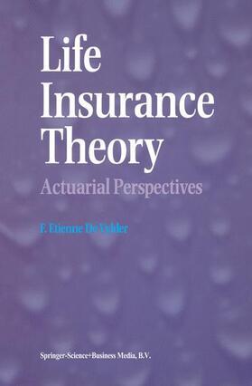 De Vylder | Life Insurance Theory | Buch | sack.de