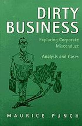 Punch | Dirty Business | Buch | sack.de