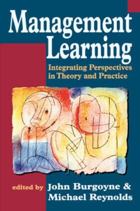 Reynolds / Burgoyne | Management Learning | Buch | sack.de