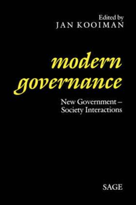 Kooiman | Modern Governance | Buch | sack.de