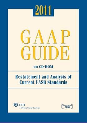 Williams / Carcello / Neal | GAAP Guide on CD 2011 | Sonstiges | sack.de