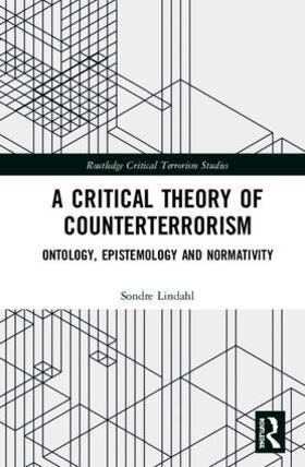 Lindahl | A Critical Theory of Counterterrorism | Buch | sack.de