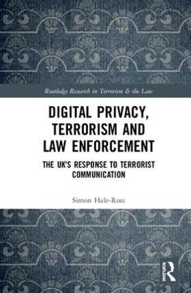 Hale-Ross | Digital Privacy, Terrorism and Law Enforcement | Buch | sack.de