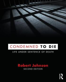 Johnson   Condemned to Die   Buch   sack.de