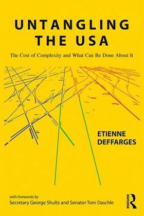 Deffarges | Untangling the USA | Buch | sack.de