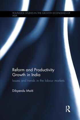 Maiti   Reform and Productivity Growth in India   Buch   sack.de