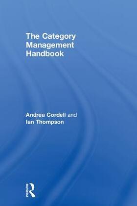 Cordell / Thompson | The Category Management Handbook | Buch | sack.de