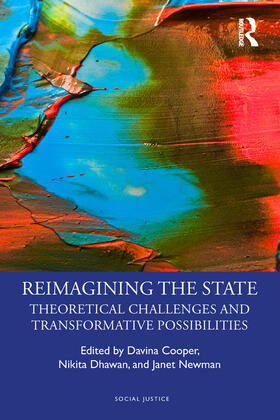 Cooper / Dhawan / Newman | Reimagining the State | Buch | sack.de
