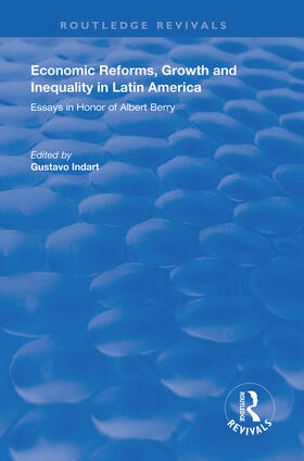 Indart | Economic Reforms, Growth and Inequality in Latin America | Buch | sack.de