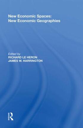 Harrington | New Economic Spaces: New Economic Geographies | Buch | sack.de