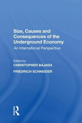 Schneider   Size, Causes and Consequences of the Underground Economy   Buch   sack.de
