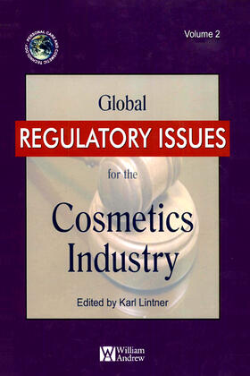 Lintner | Global Regulatory Issues for the Cosmetics Industry. Vol.2 | Buch | sack.de