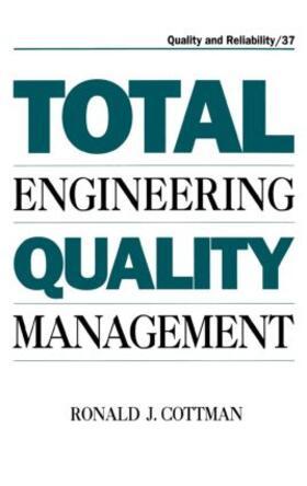Cottmon | Total Engineering Quality Management | Buch | sack.de