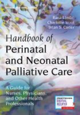 Handbook of Perinatal and Neonatal Palliative Care | Buch | sack.de