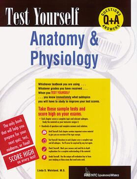 Alford | Test Yourself: Anatomy & Physiology | Buch | sack.de