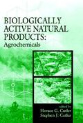 Cutler / Cutler |  Biologically Active Natural Products | Buch |  Sack Fachmedien