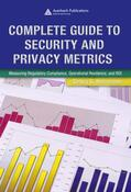 Herrmann    Complete Guide to Security and Privacy Metrics   Buch    Sack Fachmedien
