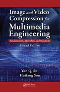 Shi / Sun    Image and Video Compression for Multimedia Engineering   Buch    Sack Fachmedien