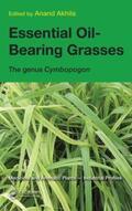 Akhila    Essential Oil-Bearing Grasses   Buch    Sack Fachmedien