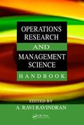 Ravindran |  Operations Research and Management Science Handbook | Buch |  Sack Fachmedien
