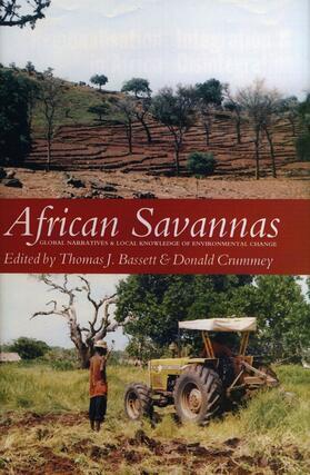 Bassett / Crummey | African Savannas | Buch | sack.de