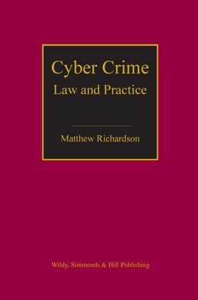 Richardson | Cyber Crime | Buch | sack.de