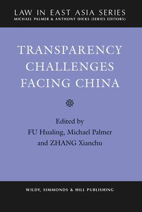 Palmer / Hualing / Zhang   Transparency Challenges Facing China   Buch   sack.de