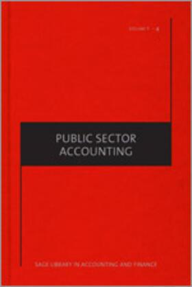 Jones | Public Sector Accounting | Buch | sack.de
