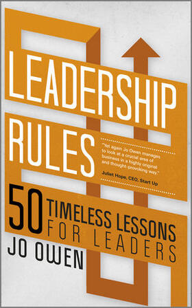 Owen | Leadership Rules | Buch | sack.de