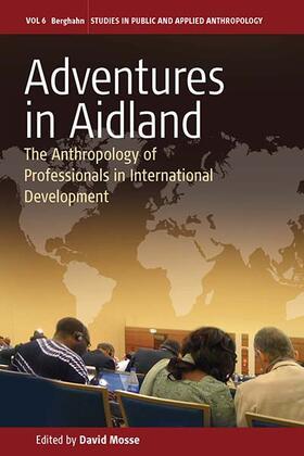 Mosse | Adventures in Aidland | Buch | sack.de