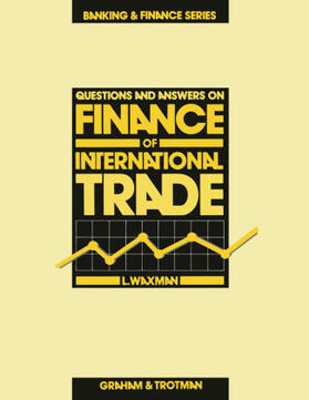 Questions and Answers on Finance of International Trade | Buch | sack.de