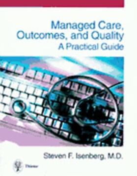 Isenberg | Managed Care, Outcomes, and Quality | Buch | sack.de