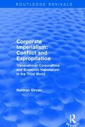 Girvan |  Corporate imperialism: Conflict and expropriation | Buch |  Sack Fachmedien