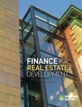 Finance for Real Estate Development   Buch   sack.de
