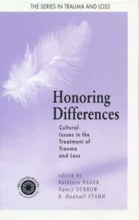 Nader / Dubrow / Stamm   Honoring Differences   Buch   sack.de