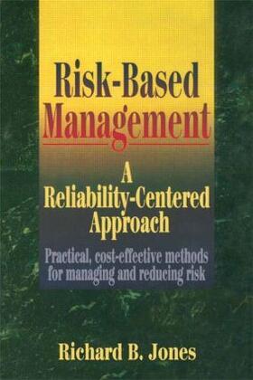 Jones | Risk-Based Management | Buch | sack.de