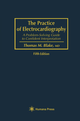 Blake | The Practice of Electrocardiography | Buch | sack.de
