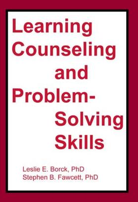 Fawcett / Borck-Jameson | Learning Counseling and Problem-Solving Skills | Buch | sack.de