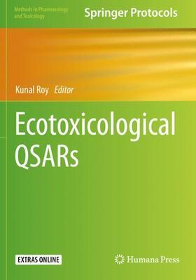 Roy | Ecotoxicological QSARs | Buch | sack.de