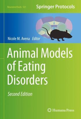 Avena | Animal Models of Eating Disorders | Buch | sack.de