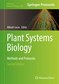 Lucas    Plant Systems Biology   Buch    Sack Fachmedien