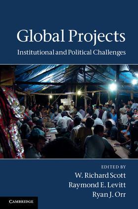 Levitt / Orr / Scott | Global Projects | Buch | sack.de
