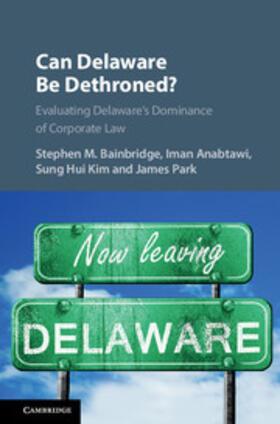 Bainbridge / Anabtawi / Kim   Can Delaware Be Dethroned?   Buch   sack.de