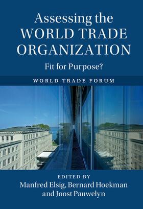 Assessing the World Trade Organization | Buch | sack.de
