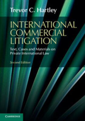 Hartley | International Commercial Litigation | Buch | sack.de