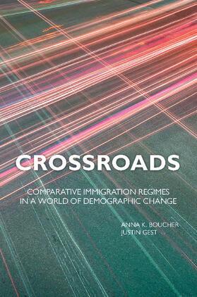 Boucher / Gest | Crossroads | Buch | sack.de